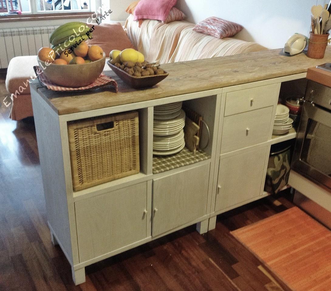 Mobili artigianali per cucine emanuele pricolo for Pezzi di arredamento