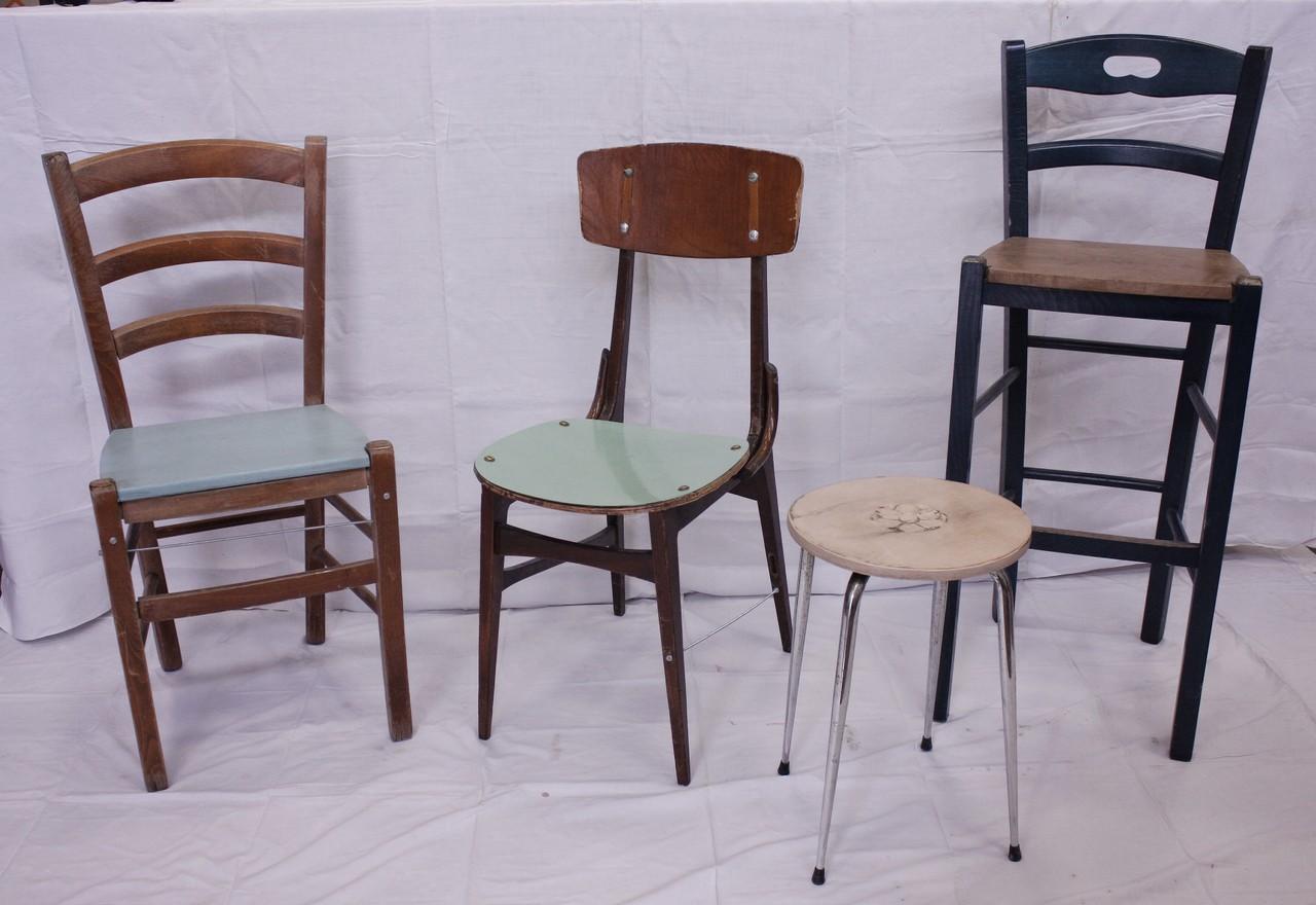 Realizzazione artigianale di sedie e sgabelli emanuele for Made arredamento