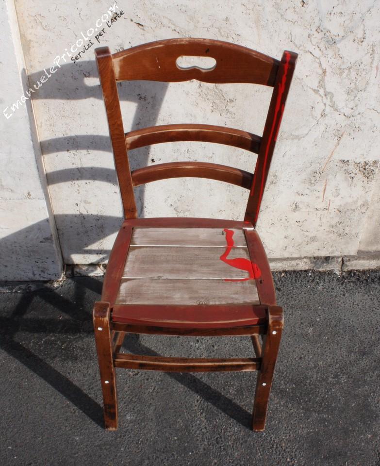 Realizzazione artigianale di sedie e sgabelli emanuele for Arredamento artigianale